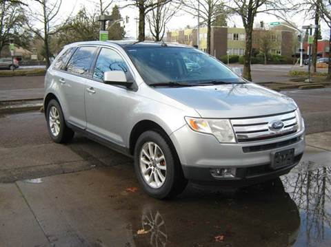 2007 Ford Edge for sale at D & M Auto Sales in Corvallis OR