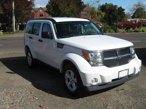 2011 Dodge Nitro for sale at D & M Auto Sales in Corvallis OR