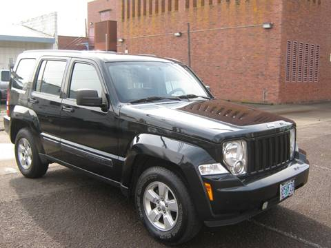 2012 Jeep Liberty for sale in Corvallis, OR