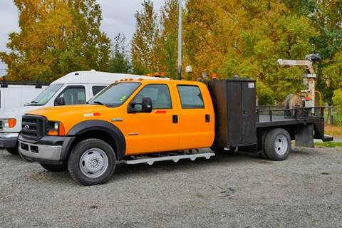 2006 Ford F-550 Super Duty for sale in Anchorage, AK