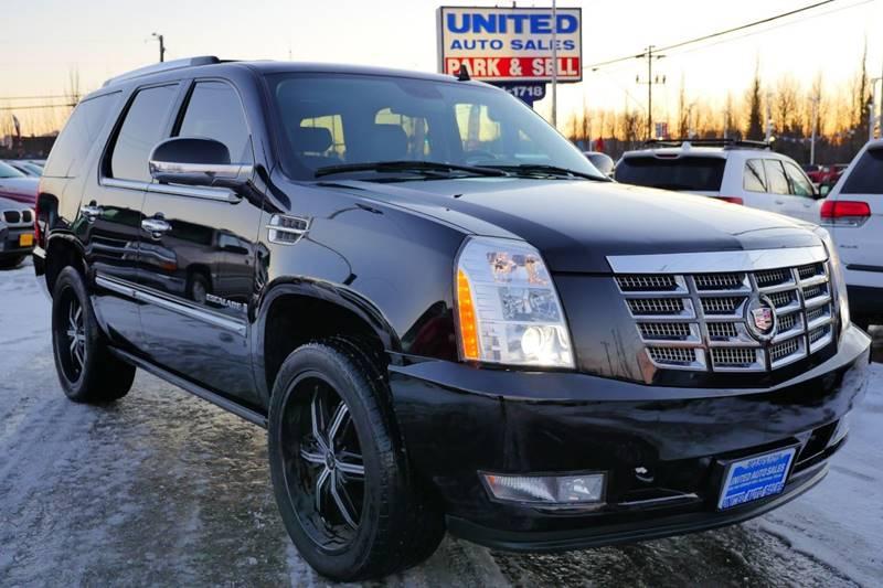 2008 Cadillac Escalade In Anchorage Ak United Auto Sales