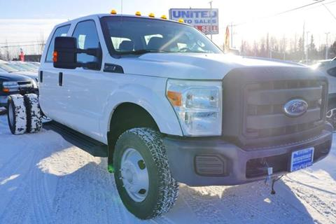 2011 Ford F-350 Super Duty for sale in Anchorage, AK