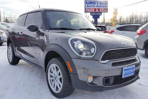 2013 MINI Paceman for sale in Anchorage, AK