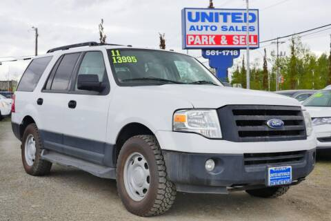 2011 Ford Expedition for sale at United Auto Sales in Anchorage AK