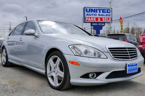 2008 Mercedes-Benz S-Class for sale at United Auto Sales in Anchorage AK