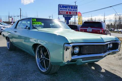 1969 Chevrolet Impala for sale in Anchorage, AK