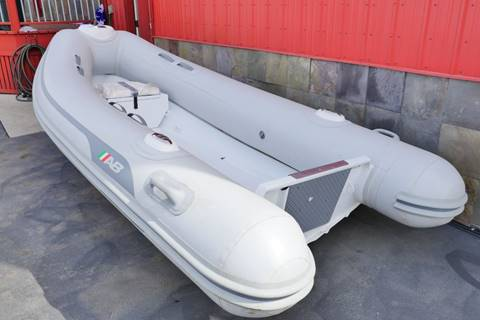 2018 Inflatables Without Tohitsu Engine