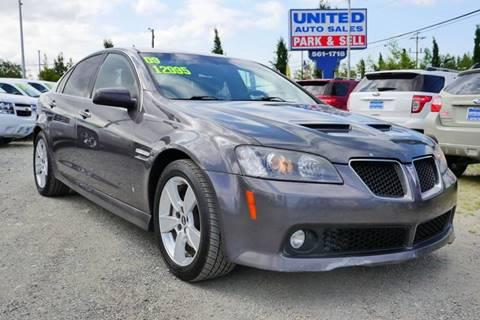 2009 Pontiac G8 for sale in Anchorage, AK