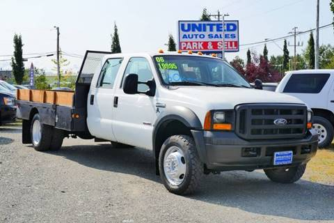 2006 Ford F-450 Super Duty for sale in Anchorage, AK