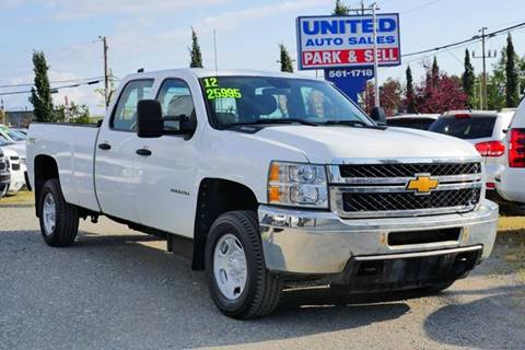 Cars For Sale in Anchorage, AK - United Auto Sales