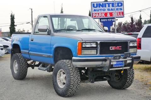 1991 GMC Sierra 1500 for sale in Anchorage, AK