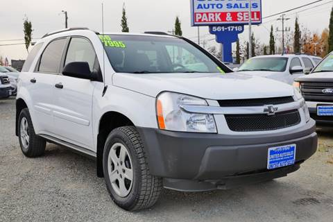 2006 Chevrolet Equinox for sale at United Auto Sales in Anchorage AK