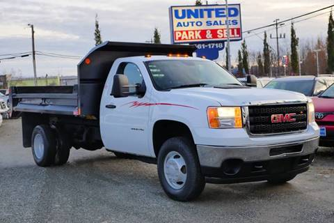 2014 GMC Sierra 3500HD for sale in Anchorage, AK