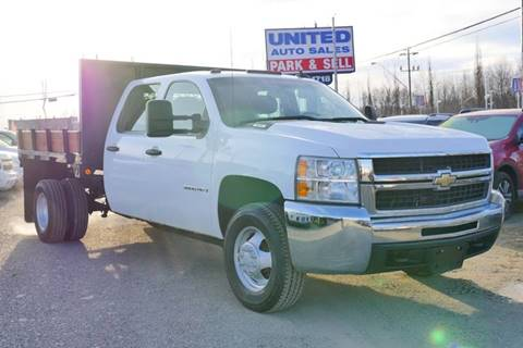 2008 Chevrolet Silverado 3500HD for sale at United Auto Sales in Anchorage AK