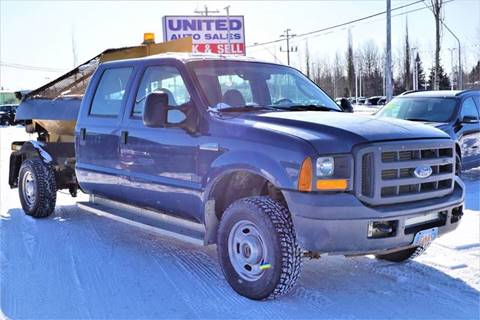 2005 Ford F-250 Super Duty for sale at United Auto Sales in Anchorage AK
