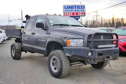 2004 Dodge Ram Pickup 3500 for sale in Anchorage, AK