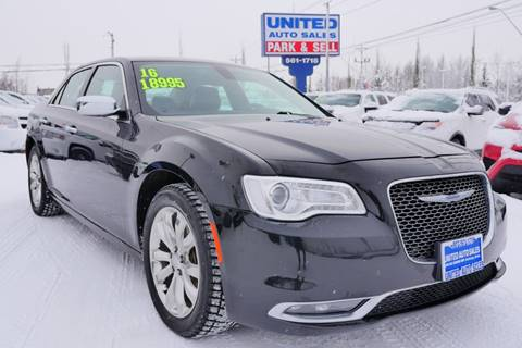 2016 Chrysler 300 C for sale at United Auto Sales in Anchorage AK