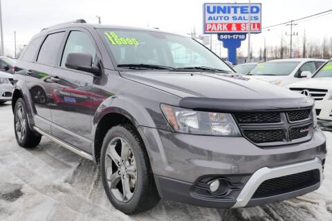 2014 Dodge Journey for sale at United Auto Sales in Anchorage AK