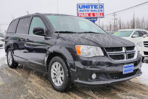 2019 Dodge Grand Caravan for sale at United Auto Sales in Anchorage AK