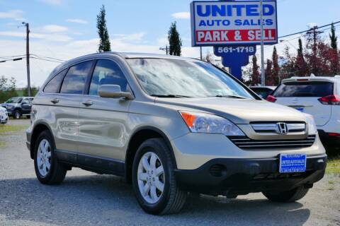 2007 Honda CR-V for sale at United Auto Sales in Anchorage AK