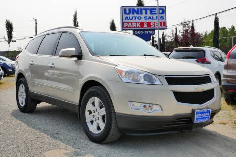 2012 Chevrolet Traverse for sale at United Auto Sales in Anchorage AK