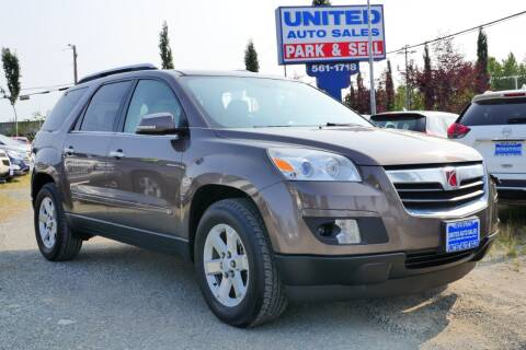 2009 Saturn Outlook for sale at United Auto Sales in Anchorage AK