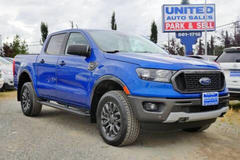 2019 Ford Ranger for sale at United Auto Sales in Anchorage AK