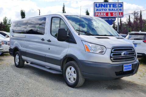 2018 Ford Transit Passenger for sale at United Auto Sales in Anchorage AK