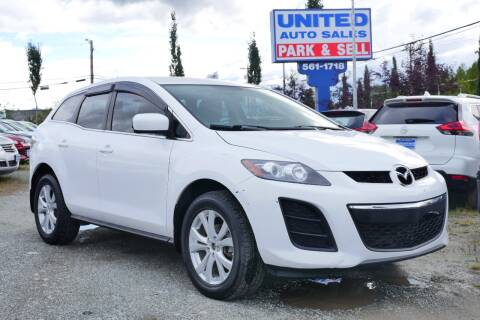 2010 Mazda CX-7 for sale at United Auto Sales in Anchorage AK