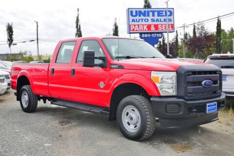 2013 Ford F-350 Super Duty for sale at United Auto Sales in Anchorage AK