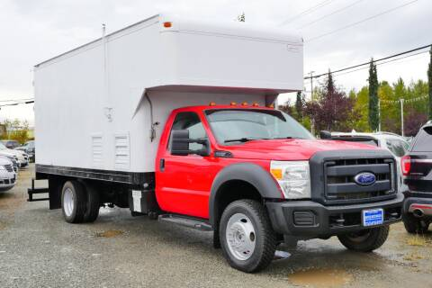 2012 Ford F-550 Super Duty for sale at United Auto Sales in Anchorage AK