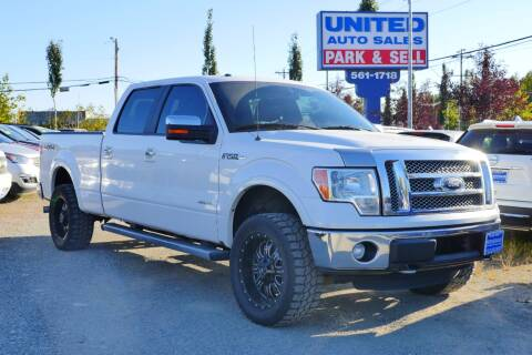 2011 Ford F-150 for sale at United Auto Sales in Anchorage AK
