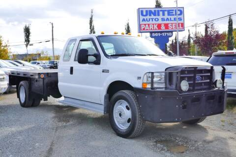 2003 Ford F-550 Super Duty for sale at United Auto Sales in Anchorage AK