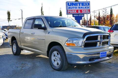 2011 RAM Ram Pickup 1500 for sale at United Auto Sales in Anchorage AK
