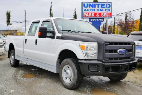 2011 Ford F-350 Super Duty for sale at United Auto Sales in Anchorage AK