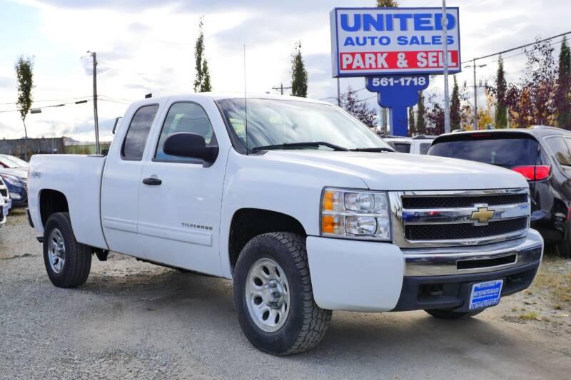 2010 Chevrolet Silverado 1500 for sale at United Auto Sales in Anchorage AK