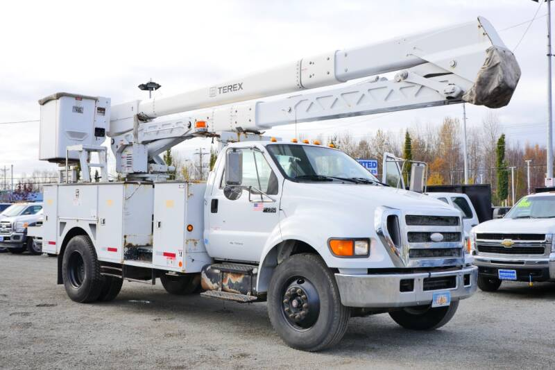 2007 Ford F-750 Super Duty for sale at United Auto Sales in Anchorage AK