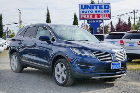 2015 Lincoln MKC for sale at United Auto Sales in Anchorage AK