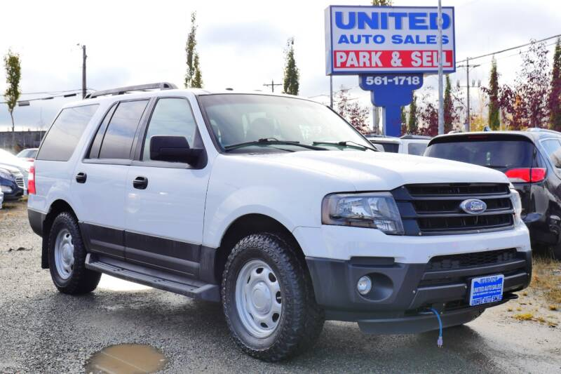 2015 Ford Expedition for sale at United Auto Sales in Anchorage AK