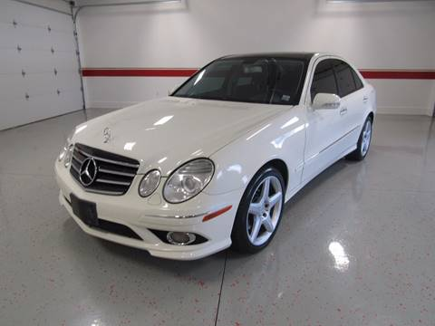 2009 Mercedes-Benz E-Class for sale at Superior Auto Sales in New Windsor NY