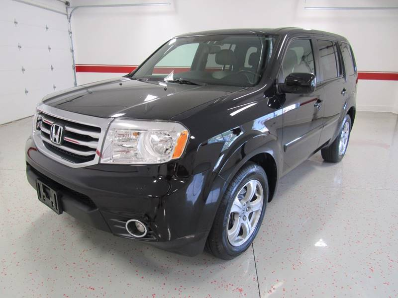2015 Honda Pilot for sale at Superior Auto Sales in New Windsor NY