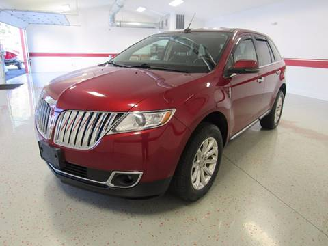 2014 Lincoln MKX for sale at Superior Auto Sales in New Windsor NY