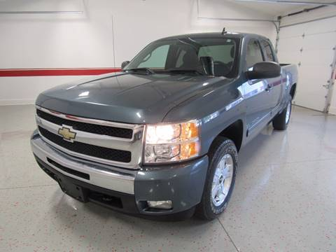 2009 Chevrolet Silverado 1500 for sale at Superior Auto Sales in New Windsor NY