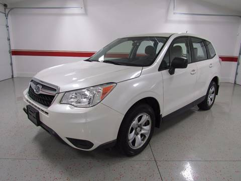 2014 Subaru Forester for sale at Superior Auto Sales in New Windsor NY