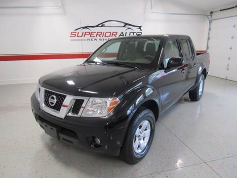 2013 Nissan Frontier for sale in New Windsor, NY