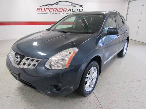 2012 Nissan Rogue for sale in New Windsor, NY