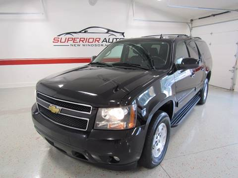 2011 Chevrolet Suburban for sale in New Windsor, NY
