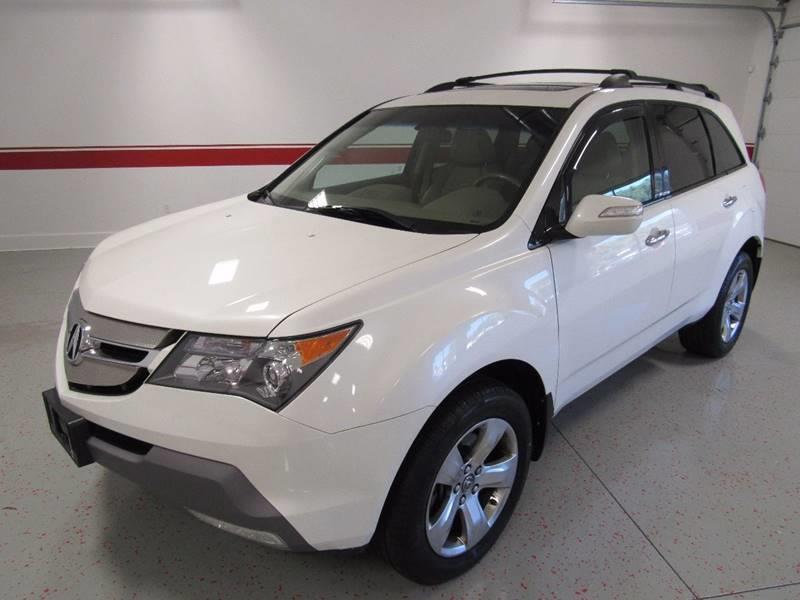 2007 Acura MDX for sale at Superior Auto Sales in New Windsor NY