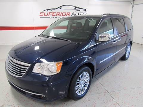 2013 Chrysler Town and Country for sale in New Windsor, NY