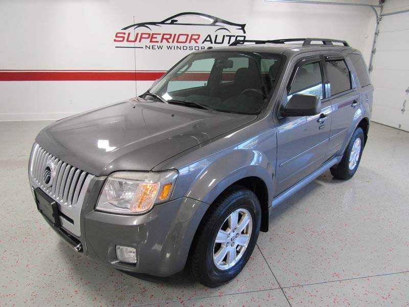 2010 Mercury Mariner for sale at Superior Auto Sales in New Windsor NY